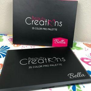 Beauty Creations Makeup - Beauty Creations 35 Pro Eyeshadow Palette